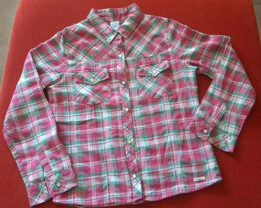 Camisa Nena Cheeky - Talle 10