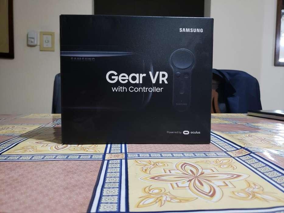 Samsung Gear Vr con Control Realidad Vir