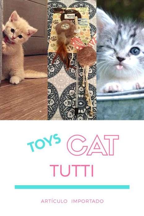 Se Vende Juguete para <strong>gatos</strong>