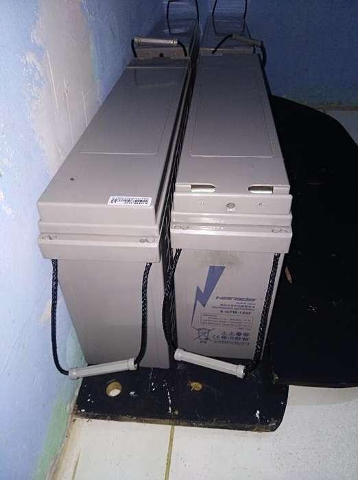Vendo Baterías Narada 155 Amperios