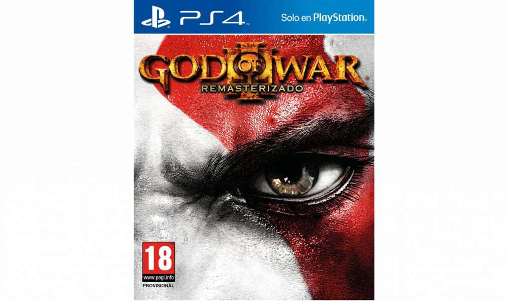 God of war remasterizado PS4