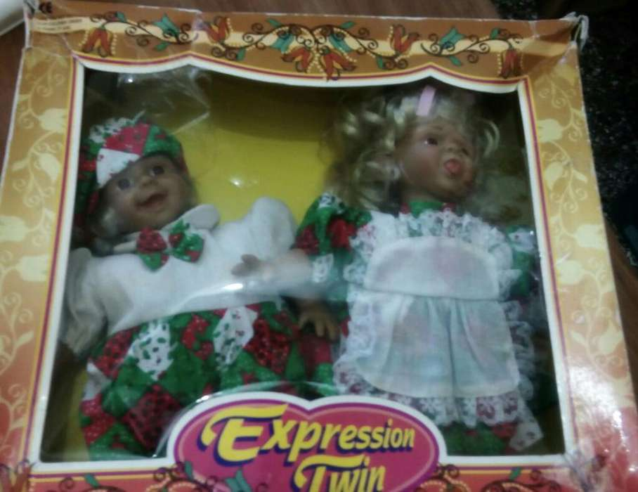 Muñecos Expresión