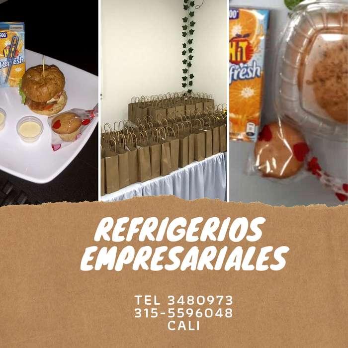 REFRIGERIOS EMPRESARIALES