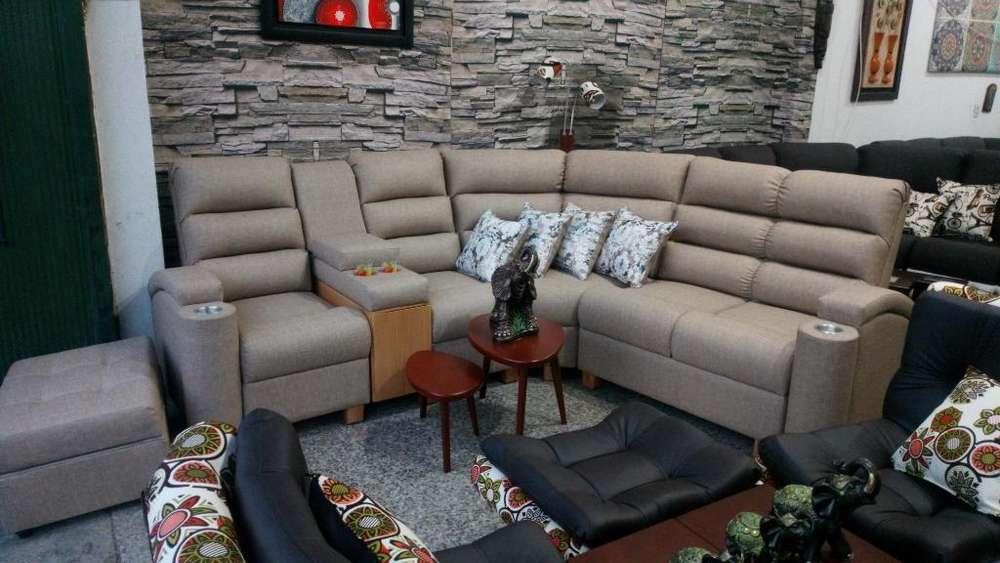 Sala con Bar Super Precio Fabrica Nueva