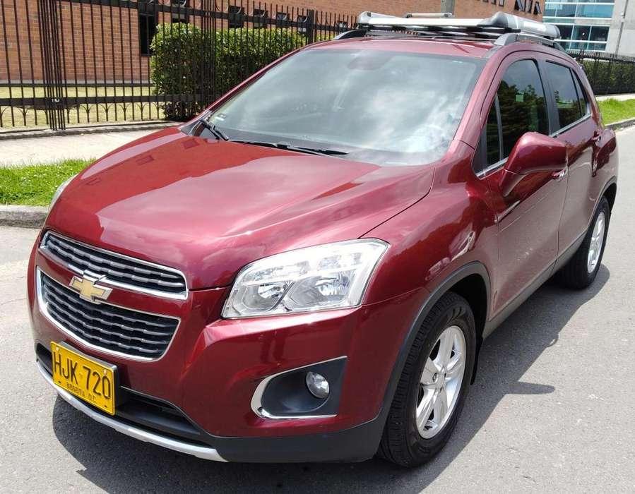 Chevrolet Tracker 2014 - 61000 km