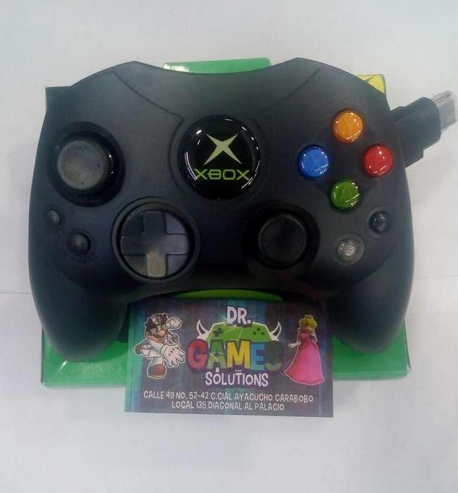 Venta Control Xbox Clasico
