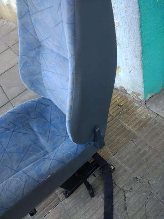 Butaca reclinable.