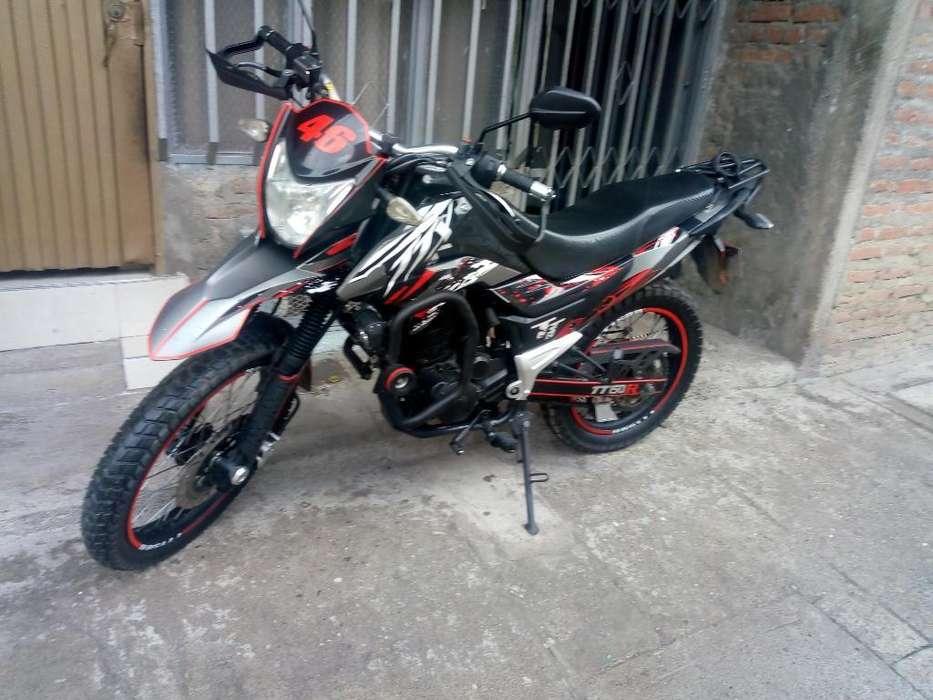 Moto Akt Ttr 150