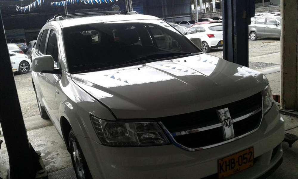 <strong>dodge</strong> Journey 2010 - 83734 km