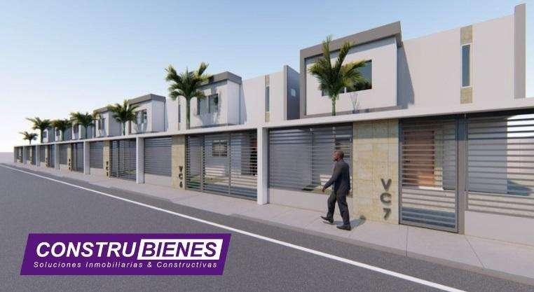 Se vende casas a estrenar! CENTENARIO II Excelente Ubicación, Nuevo Ingreso a Manta