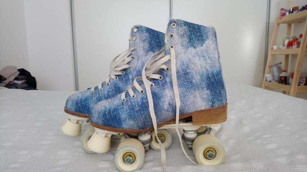 Patines de Roller Skate / Roller Derby