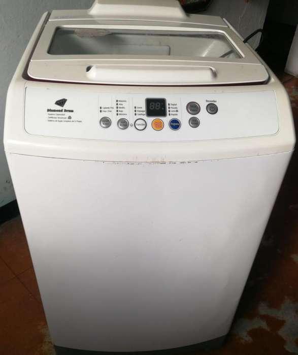 lavadora samsung de 26 libras pr repuestos