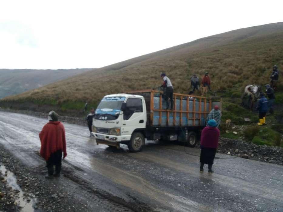 Camion Jac Del Año 2010 de 3.5 Toneladas