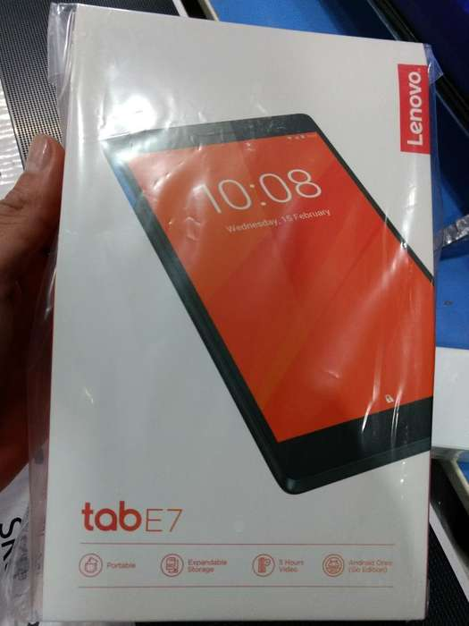Tablet Lenovo 7 3g Tb7104i Nuevo