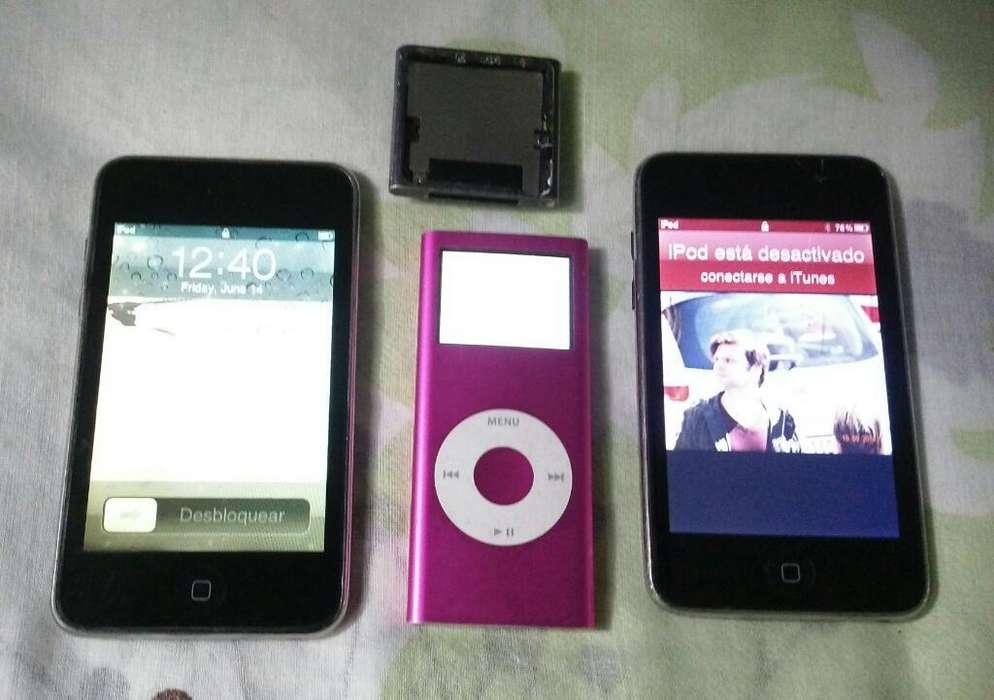 Apple <strong>ipod</strong>s 4 Unidades Reparar Repuestos