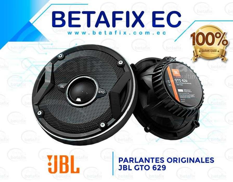PARLANTES ORIGINALES JBL GTO 629 180W 6.5PULG BETAFIX EC