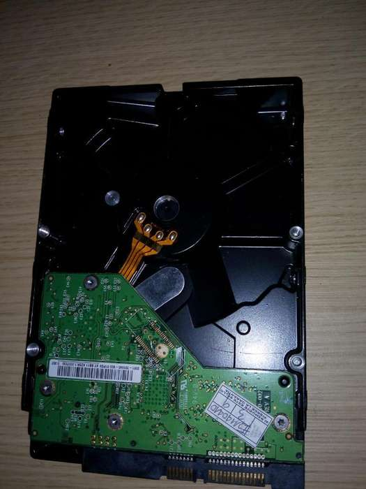 Disco Duro Wd Sata 500gb
