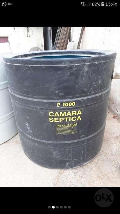Camara Septica 1000litros