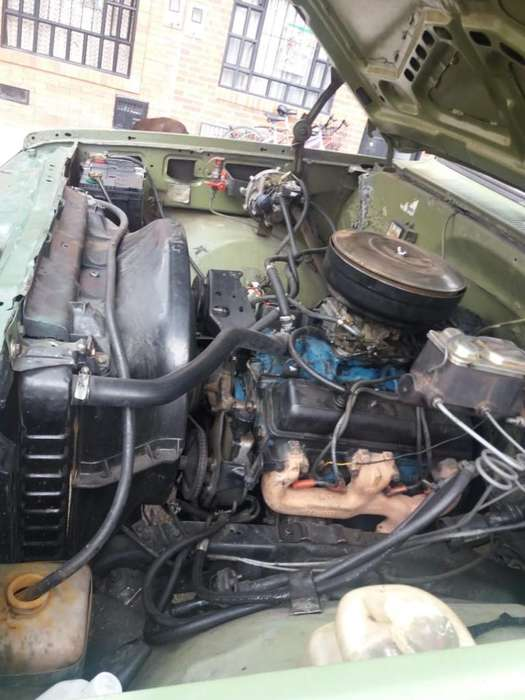 Furgon Chevrolet C30 Modelo 87