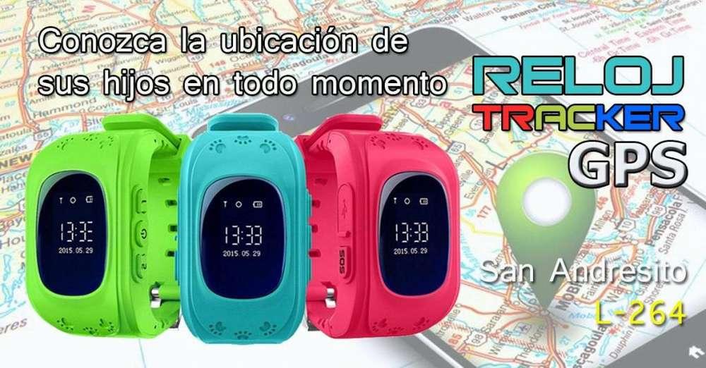 Reloj GPS Smartwatch para Niños Seguridad en todo lugar