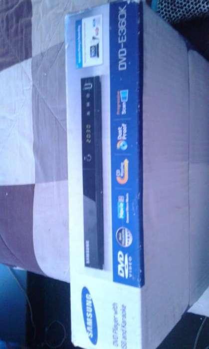 Se vende DVD SAMSUNG E360K