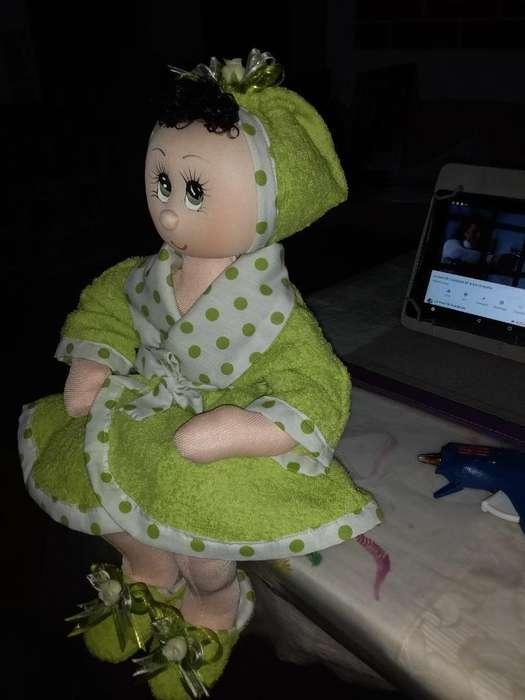 Muñeca de Baño