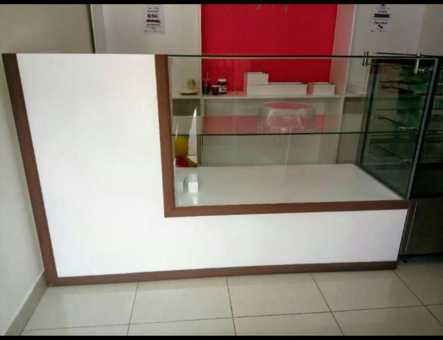 <strong>vitrina</strong> Mueble Mostrador Exhibidor