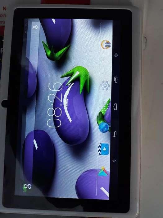 Vendo Tablet 7'' Android Nueva