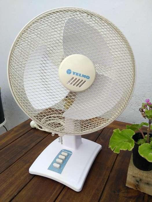 <strong>ventilador</strong> de Mesa Yelmo