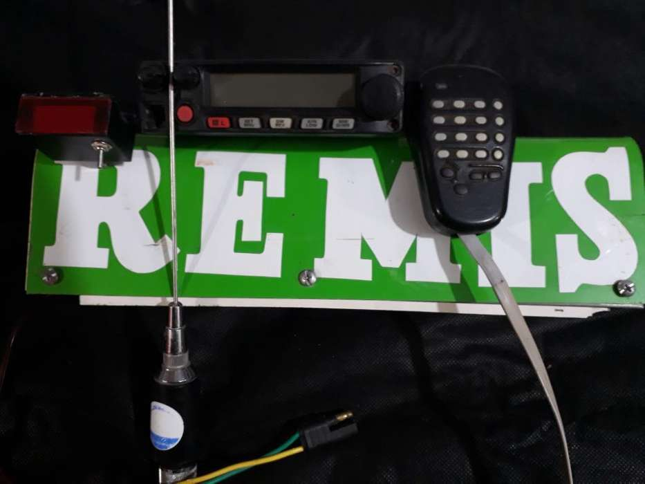 Vendo Radio Yaesu Y Todo para Remis