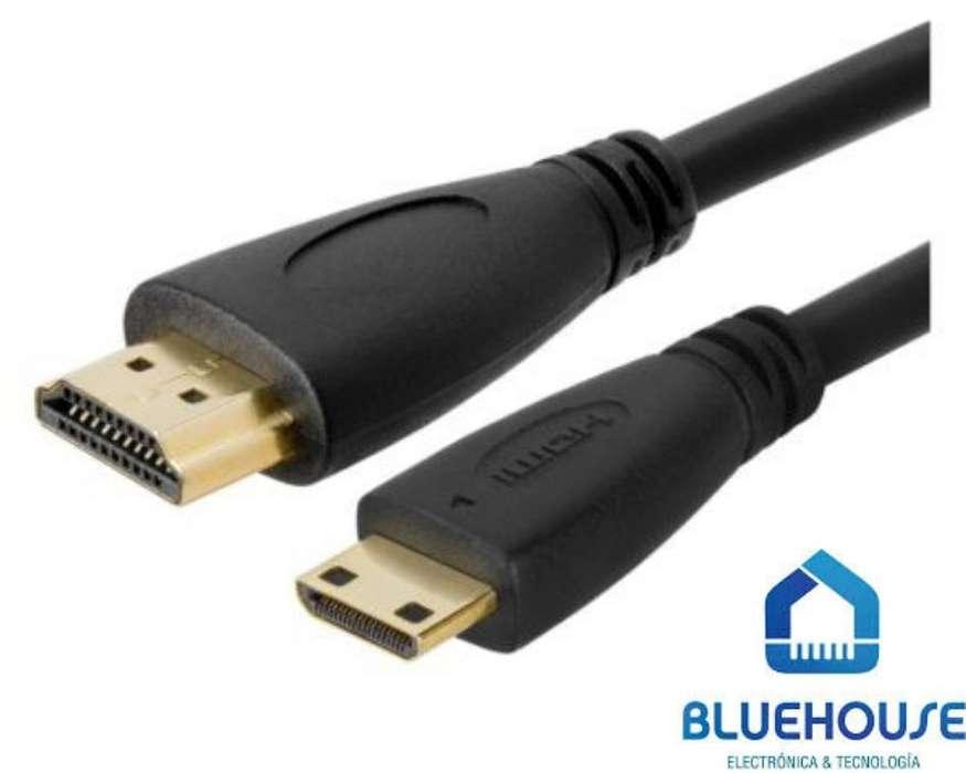 cable hdmi a mini hdmi daza 2 m