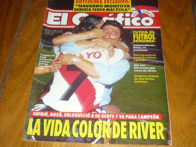 Revistas El Grafico