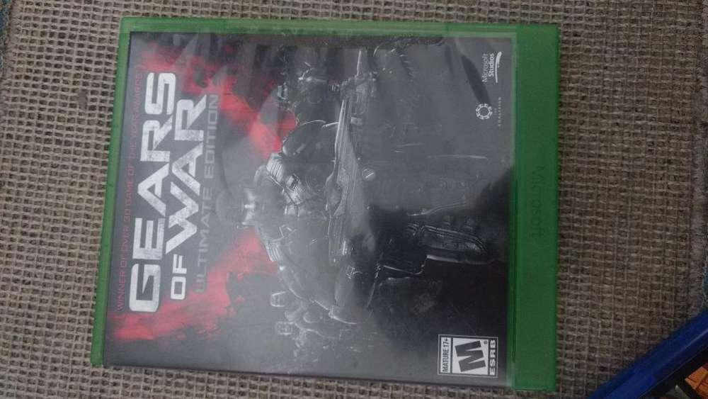 Gears Xbox One Barat