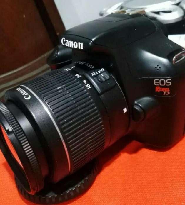 Camara Canon T3 3043410619