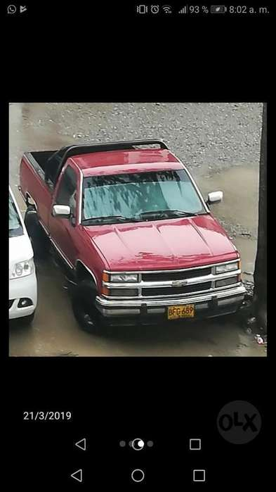 <strong>chevrolet</strong> Silverado 1995 - 250000 km