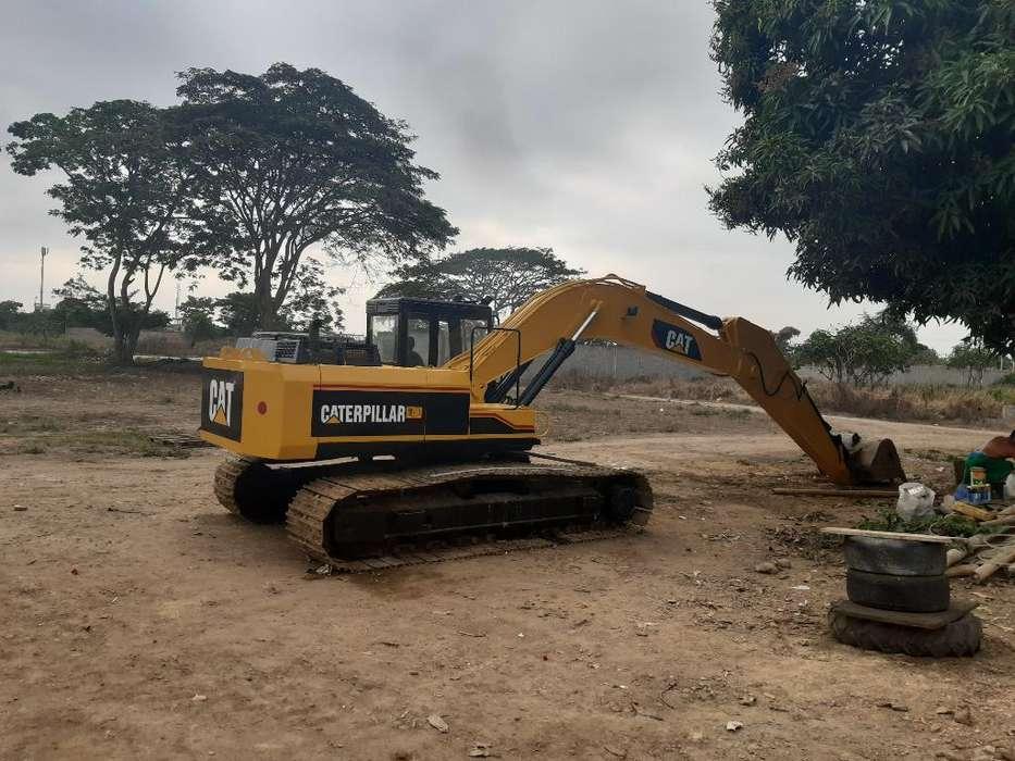 Vendo Excavadora Caterpillar El 200b