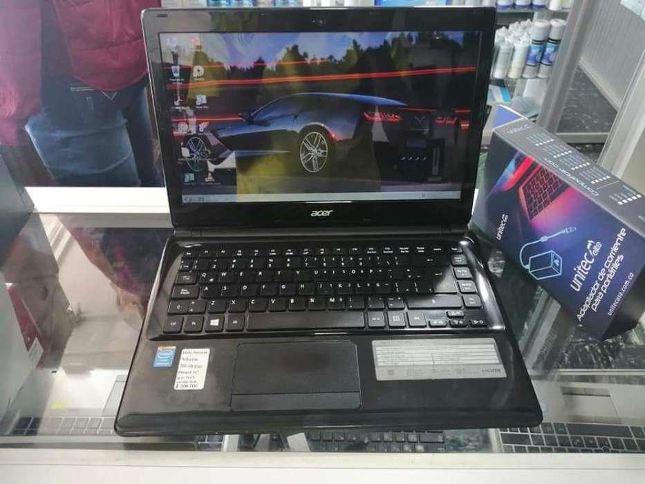 Portatil Acer Pentium Quadcore