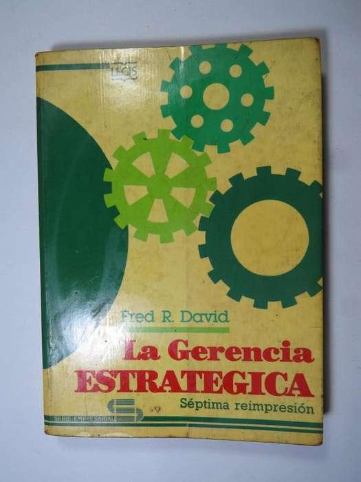Libro La gerencia estrategia inteligencia de planeacion aplicada a la empresa, éxito, desarrollo, crecimiento