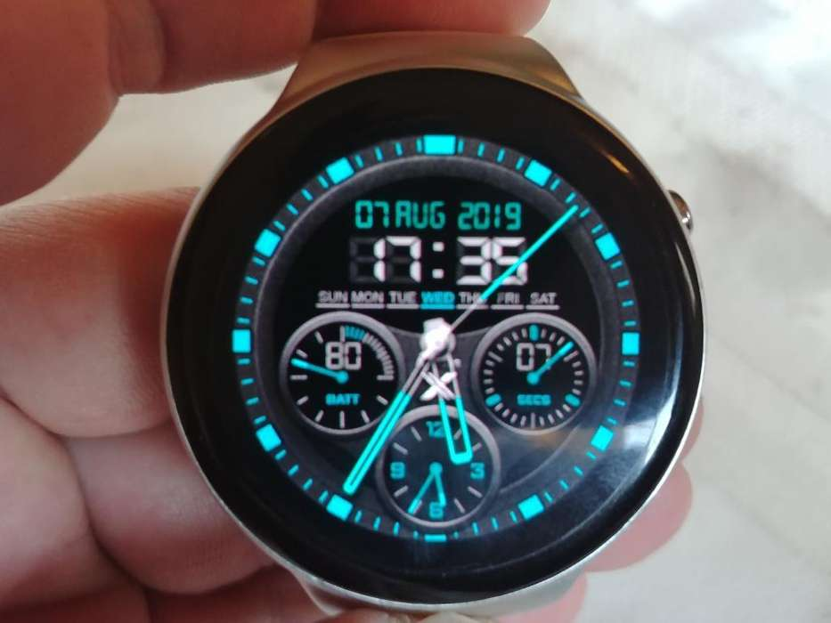 Smartwatch con Android 5.1