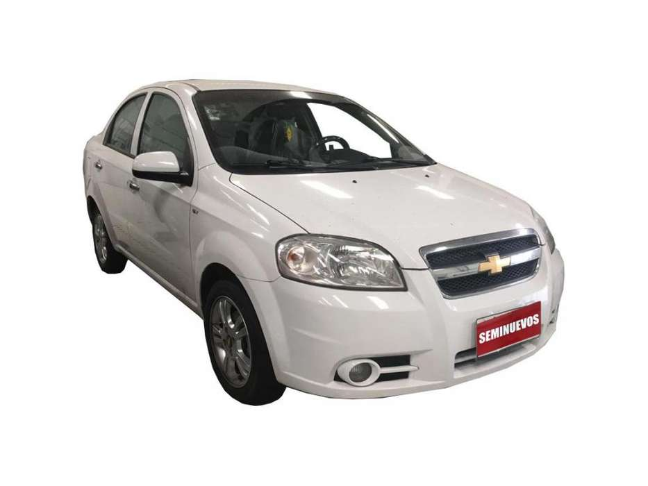 Chevrolet Aveo 2017 - 52052 km