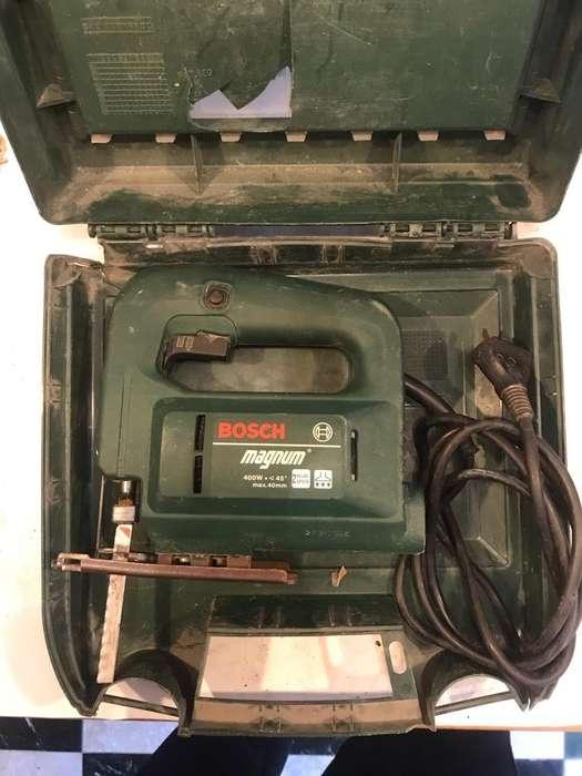 Caladora P/Madera Bosch Magnum