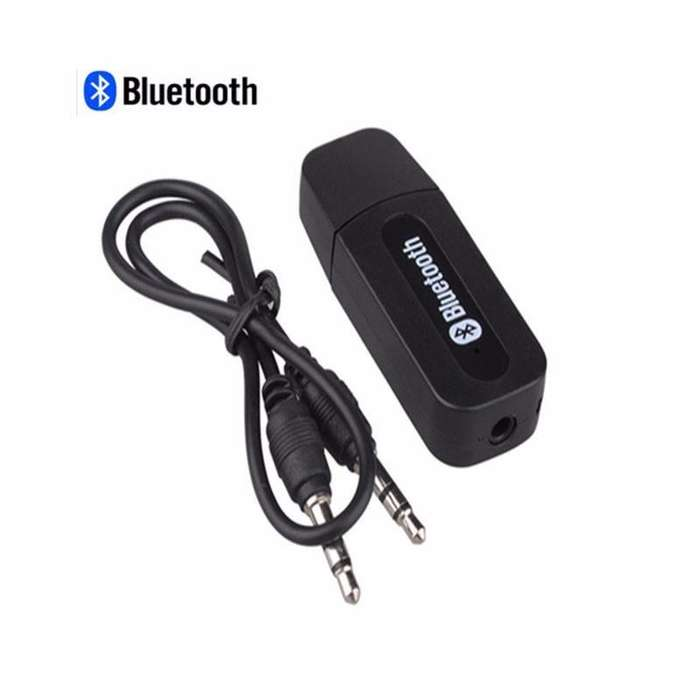 Receptor De Audio/musica Bluetooth Usb