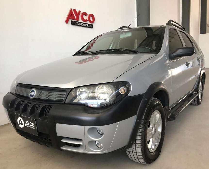Fiat Palio Adventure 2006 - 110000 km