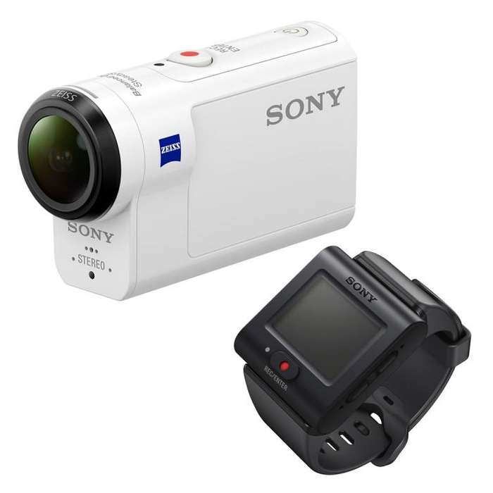 Sony Action Cam HDR-AS300 Con Wi-fi, Sellado!