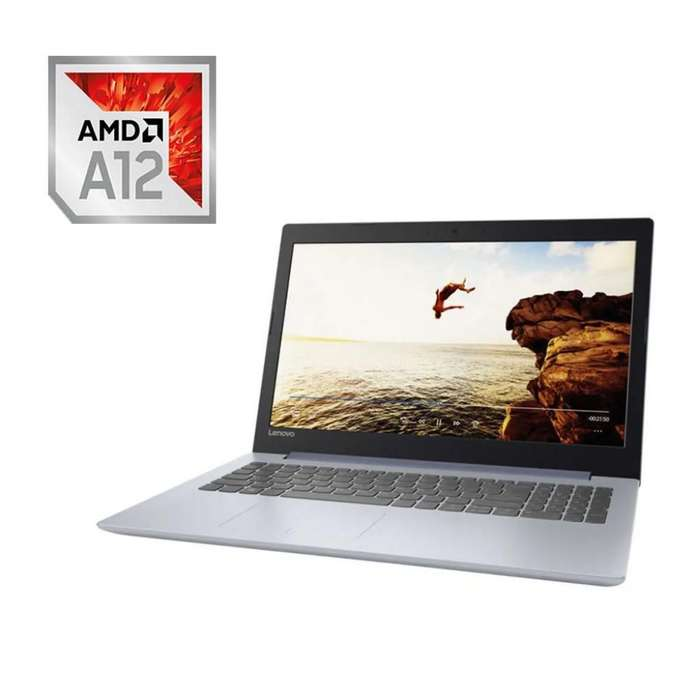 Oferta!! Notebook Lenovo Amd A12 8gb 1tb