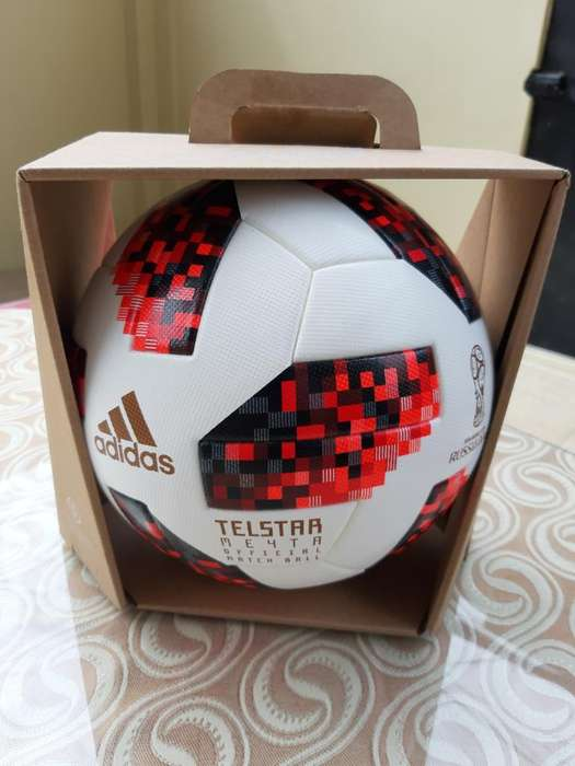 Vendo Balon Del Mundial