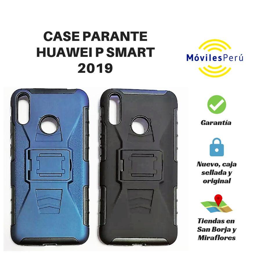 CASE PARANTE HUAWEI P SMART 2019 NUEVO, ORIGINAL, TIENDAS FÍSICAS