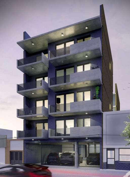 Edificio financiado en pesos, departamentos de 1 y 2 dormitorios y monoambientes. Entrega y cuotas!