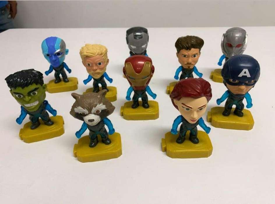 Personajes Marvel Avengers Endgame