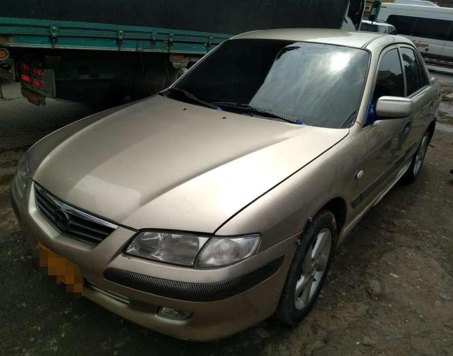 Mazda 626 2003 - 180 km